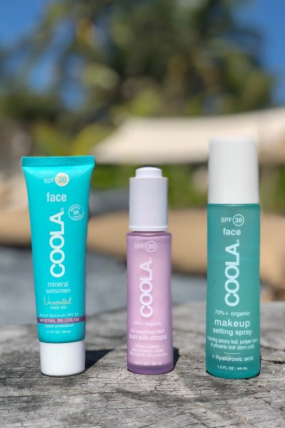 Coola Skincare Products for Summer