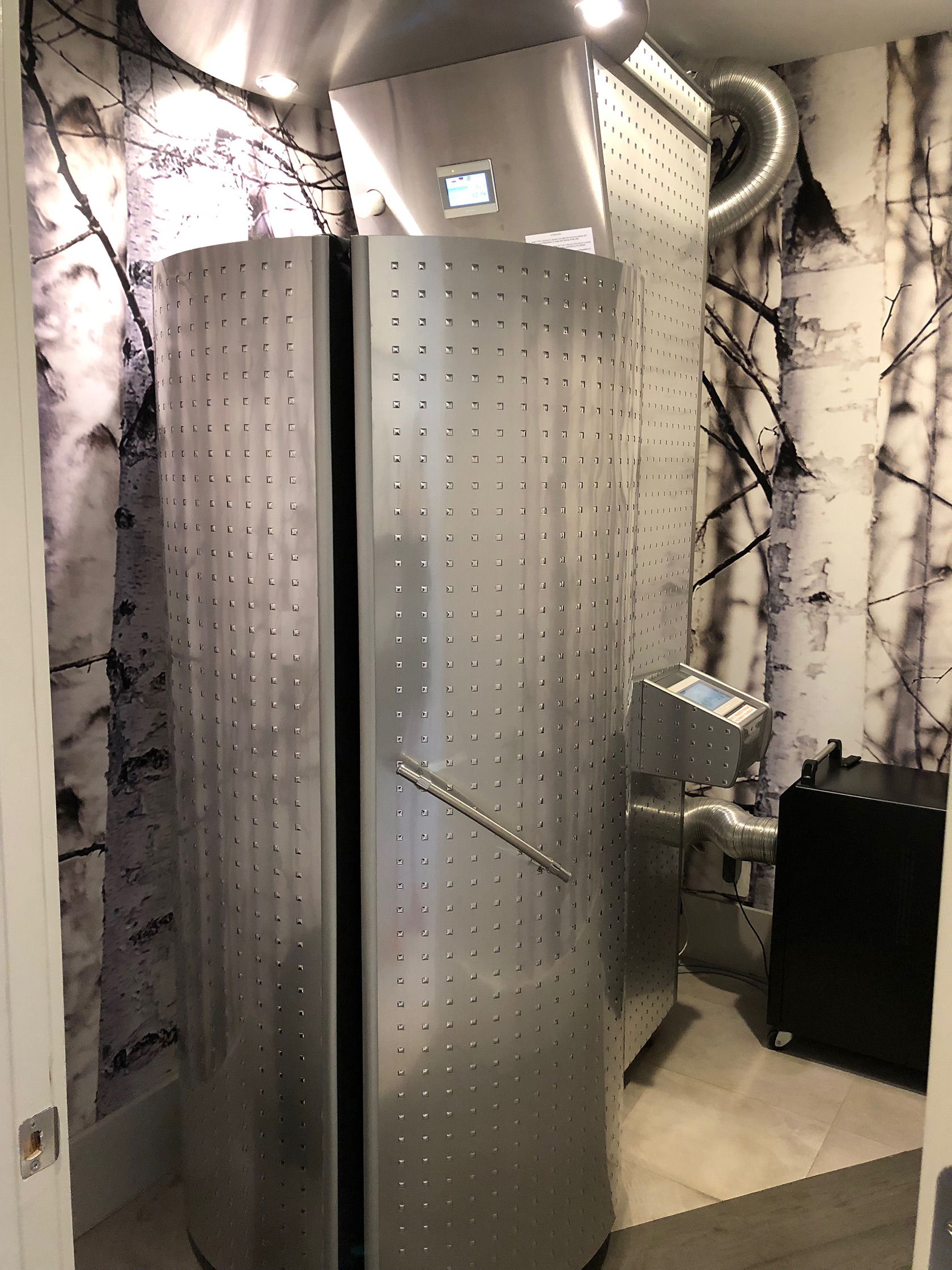 Cryo Fuel NYC Cryotherapy Chamber Machine