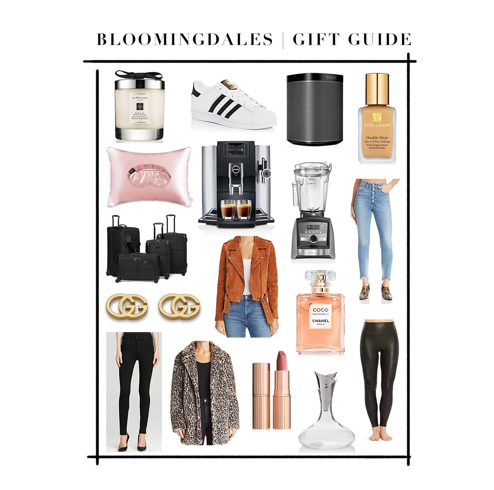Bloomingdales Gift Guide