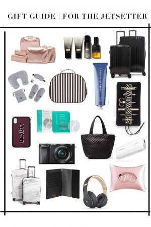 Gift Guide For The Jetsetter