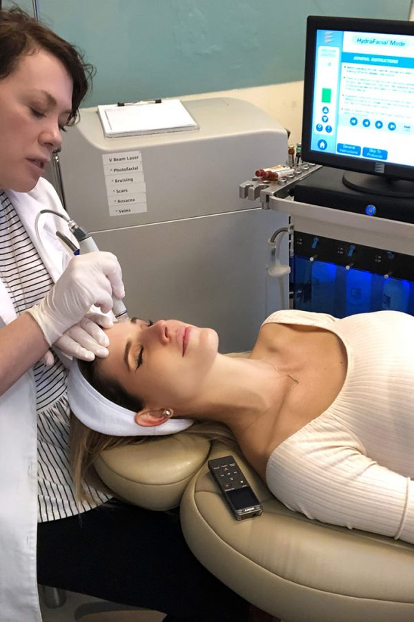 Hydrafacial Shafer Plastic Surgery